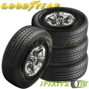 4 Goodyear Assurance Cs Fuel Max 265 75r16 116t Performance Tires