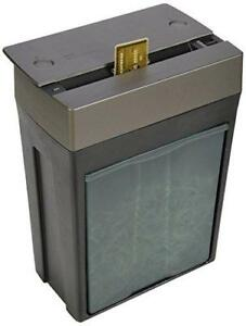 Royal St80x 8 sheet Crosscut Paper Shredder With Pullout Basket