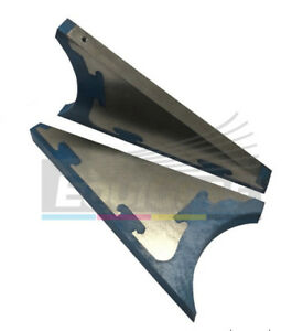 Ink Duct End Block For Steel Side Plates 22801 Heidelberg Spare Parts