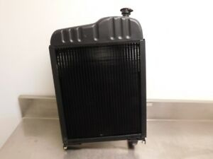 John Deere 420 Tractor Reproduction Radiator At10299t 13054