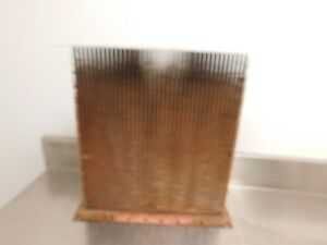 John Deere Styled G 70 720 730 Gas Tractor Repro Radiator Core Af1321r 13062