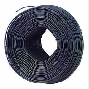 Black Annealed Rebar Tie Wire 16 Gauge 20 Rolls box