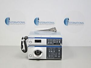 Olympus Cv 190 Processor Clv 190 Light Source System With Pigtail