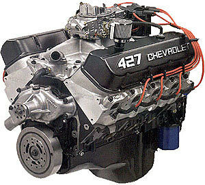 427 555hp Chevy Bigblock Crate Engine For Muscle Cars