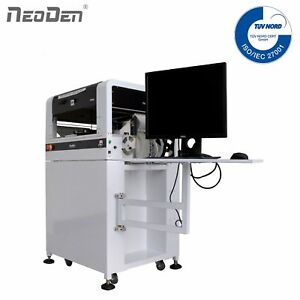 Neoden4 Stable Smt Pick And Place Machine 4 Heads 2 Cameras 16 Feeders Fpga