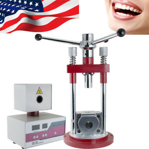 usa dental Lab Equipment Denture Injection System Partial Machine 400w K Type