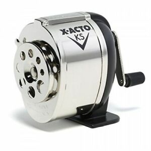 X acto Model Ks Table Or Wall Mount Pencil Sharpener 1031 New Free Shipping