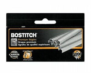 Value Pack Of 6 Boxes Stanley Bostitch B8 Powercrown Premium 1 4 Staples