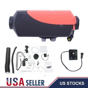 5kw 5000w 12v Air Diesel Fuel Heater For Car Truck Motor home Boat Bus