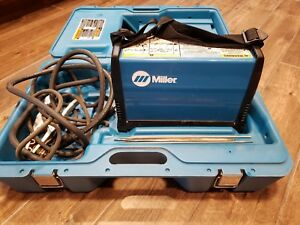 Miller Maxstar 150 S Portable Stick Welder 907134 With Case