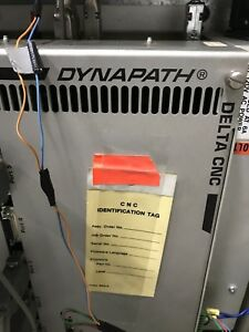 Dynapath Autocon Delta 40 mu Tree 425 Cnc Mill Control Unit Guaranteed