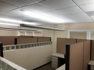 Herman Miller Cubicle Panel Office Partitions 20 Pieces Used