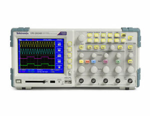 Tektronix Tps2024b 200 Mhz 4 Channel Digital Oscilloscope New