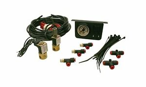 Air Lift 25802 Load Controller I Add on Dual Gauge
