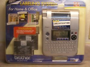 Brother P Touch Model Pt 1830c Labeling System Label Maker