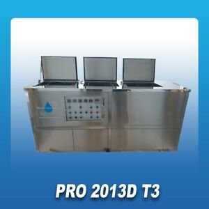 Ultrasonic Cleaning Machine Pro 2013dt3 Wash rinse dry System Christmas Special