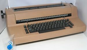 Great Ibm Correcting Selectric Ii Electric Typewriter Correcting Tape Vtg