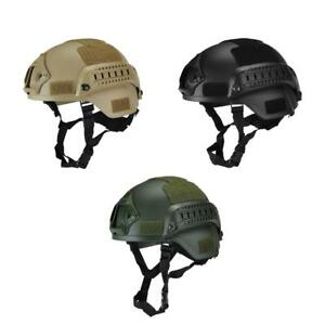 MICH 2000 Helmet Outdoor Airsoft Military Tactical Combat Riding Hunting MICH200