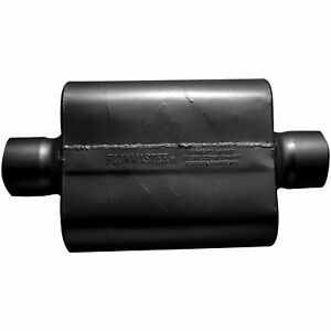 Flowmaster 5403012 30 Series Delta Force 4 00 Center In And Out 16 gauge