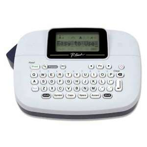 Brother P touch Pt m95 Handy Label Maker 012502643760