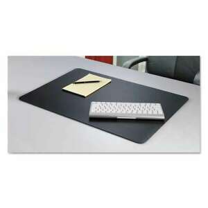 Artistic Rhinolin Ii Desk Pad With Microban 36 X 24 Black 030615159145