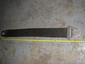 Heavy Duty Lifting Strap Cambridge Gripper Sling 63 5 Oal X 6 Wide