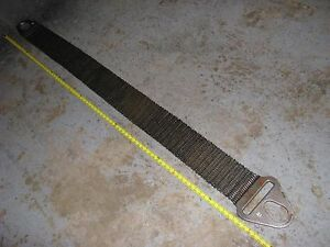Heavy Duty Lifting Strap Cambridge Gripper Sling 84 Long X 6 Wide