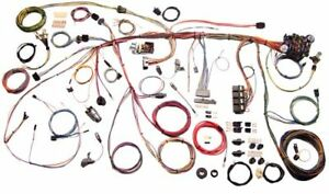 1969 Ford Mustang Chassis Harness Classic Update Kit
