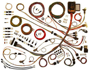 1953 56 Ford Truck Chassis Harness Classic Update Kit