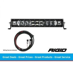 Rigid Industries Radiance Series 20 Inch Led Light Bar With White Back light