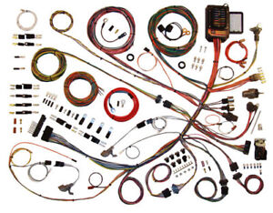 1961 66 Ford Truck Chassis Harness Classic Update Kit