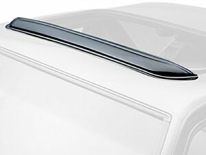 Auto Ventshade 78062 Windflector Universal Sun Roof Wind Deflector Fits Up To