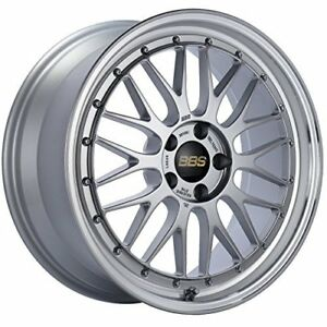 Bbs Lm 19in Rim Silver 19x8 5x5x112 48mm Offset