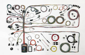 1957 60 Ford Truck Chassis Harness Classic Update Kit