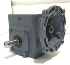 New Boston Gear Motor F718 60 b5 h Speed Reducer Gearbox 60 1 Ratio 56c