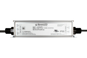 Sloan Led Power Supply For Wet Locations 701507 60w2 12vdc