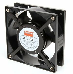 Dayton Axial Fan 115 Volts Ac 20 Watts 100 Cfm Model 2rtk5