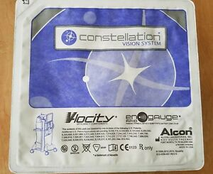 Alcon Constellation Vision V locity 0 9 Mm Tipless Phaco Pak Ref 8065751155