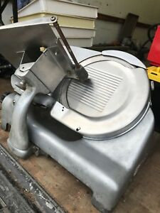 Berkel Commercial Meat Slicer Heavy Duty Used But It Works Perfectly