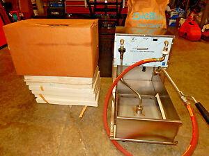 Pitco Rp 14 Grease Cleaning filtering System