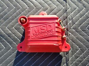 Msd Ignition 8142 Pro Mag 44 Amp Ignition Coil