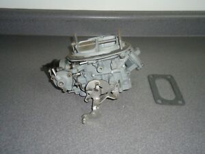 Reman Holley 5220 2 Barrel Carburetor 40234 1986 Dodge Plymouth Chrysler 2 2l