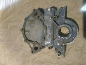 Original Small Block Ford 5 0l 302 351w Timing Chain Cover D7ae 6059 Aa