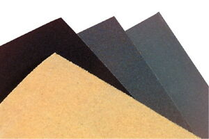 3m Finest Silicon Carbide Sandpaper 11 X 9 Inches 600a Pack Of 50