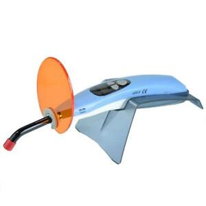 Woodpecker Dental Led d Teeth Whiting Curing Light Lamp 1400mw Blue Ca Stock