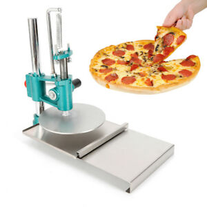7 8 Inch Pizza Dough Pastry Manual Press Machine Roller Sheeter Pasta Maker 20cm
