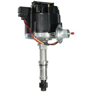 New Distributor For Gm Even Fire Dist Chevy Buick Olds Pontiac 3 8