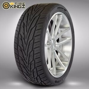 1 New Toyo Proxes St Iii 295 40 20 Tire 110 V 2954020 295 40 20 295 40 20
