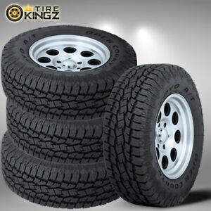 4 New Toyo Open Country At Ii 315 75 16 Tires 127 R 3157516 315 75 16 315 75 16