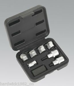 Brand New Strut Nut Set Of Sockets 8pce Fits A Large Range Of Vehicles